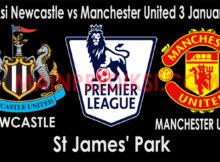 Prediksi Newcastle vs Manchester United 3 Januari 2019
