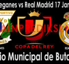Prediksi Leganes vs Real Madrid 17 Januari 2019
