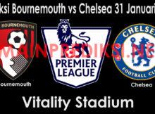 Prediksi Bournemouth vs Chelsea 31 Januari 2019