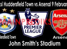 Prediksi Huddersfield Town vs Arsenal 9 Februari 2019