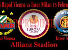 Prediksi Rapid Vienna vs Inter Milan 15 Februari 2019