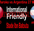 Prediksi Maroko vs Argentina 27 Maret 2019