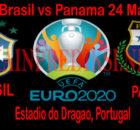 Prediksi Brasil vs Panama 24 Maret 2019