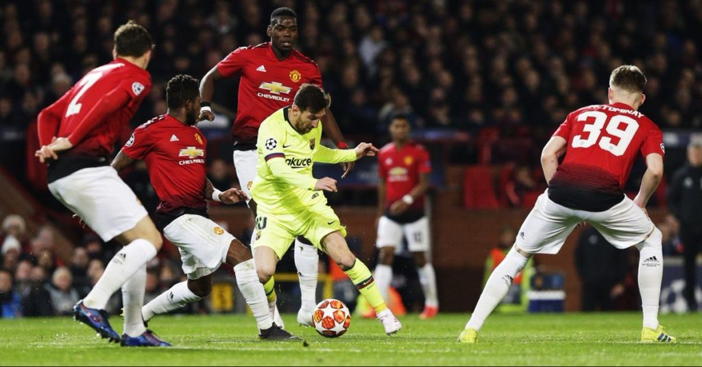 Prediksi Barcelona vs Manchester United 17 April 2019