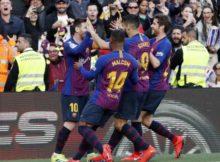 Prediksi Villarreal vs Barcelona 03 April 2019