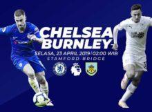 Prediksi Chelsea vs Burnley 23 April 2019