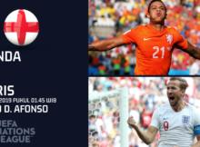 Prediksi UEFA Nations League, Belanda vs Inggris 7 Juni 2019