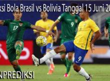 Prediksi Brasil vs Bolivia 15 Juni 2019