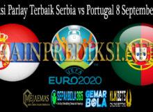 Prediksi Parlay Terbaik Serbia vs Portugal 8 September 2019
