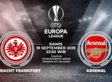 Prediksi Parlay Terbaik Arsenal vs Eintracht Frankfurt 29 November 2019
