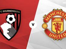 Prediksi Parlay Terbaik Bournemouth vs Manchester United 2 November 2019