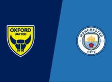 Prediksi Parlay Terbaik Oxford United vs Manchester City 19 Desember 2019