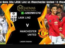 Prediksi Bola Jitu LASK Linz vs Manchester United 13 Maret 2020