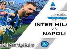 Main Prediksi Bola Jitu Inter Milan Vs Napoli 29 Juli 2020