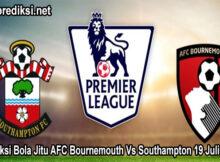 Prediksi Bola Jitu AFC Bournemouth Vs Southampton 19 Juli 2020