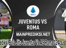 Main Prediksi Bola Jitu Juventus Vs AS Roma 02 Agustus 2020