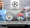 Main Prediksi Bola Manchester City Vs Lyon 16 Agustus 2020