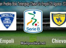 Main Prediksi Bola Terlengkap Chievo Vs Empoli 05 Agustus 2020