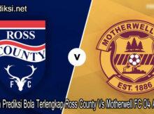 Main Prediksi Bola Terlengkap Ross County Vs Motherwell FC 04 Agustus