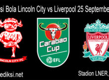 Main Prediksi Bola Lincoln City vs Liverpool 25 September 2020