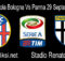 Prediksi Bola Bologna Vs Parma 29 September 2020