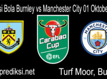 Prediksi Bola Burnley vs Manchester City 01 Oktober 2020