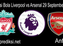 Prediksi Bola Liverpool vs Arsenal 29 September 2020