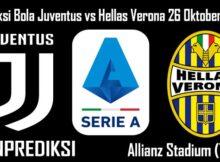 Prediksi Bola Juventus vs Hellas Verona 26 Oktober 2020