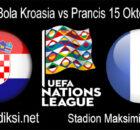 Prediksi Bola Kroasia vs Prancis 15 Oktober 2020
