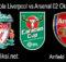 Prediksi Bola Liverpool vs Arsenal 02 Oktober 2020