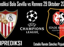 Prediksi Bola Sevilla vs Rennes 29 Oktober 2020