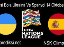 Prediksi Bola Ukraina Vs Spanyol 14 Oktober 2020