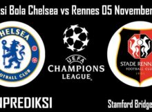Prediksi Bola Chelsea vs Rennes 05 November 2020