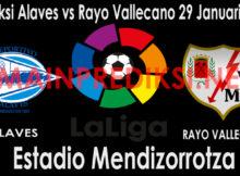Prediksi Alaves vs Rayo Vallecano 29 Januari 2019
