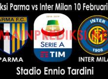 Prediksi Parma vs Inter Milan 10 Februari 2019