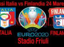 Prediksi Italia vs Finlandia 24 Maret 2019