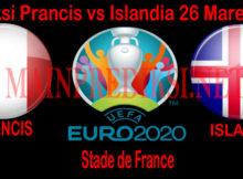 Prediksi Prancis vs Islandia 26 Maret 2019