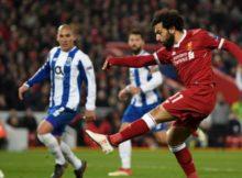Prediksi Liverpool vs Porto 10 April 2019