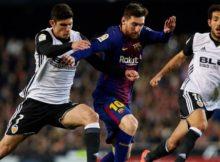 Prediksi Barcelona vs Valencia 26 Mei 2019