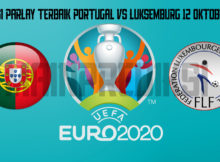Prediksi Parlay Terbaik Portugal vs Luksemburg 12 Oktober 2019