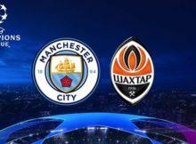 Prediksi Parlay Terbaik Manchester City vs Shakhtar Donetsk 27 November 2019