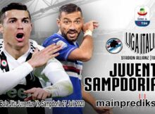 Main Prediksi Bola Jitu Juventus Vs Sampdoria 27 Juli 2020
