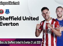 Prediksi Bola Jitu Sheffield United Vs Everton 21 Juli 2020
