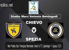 Main Prediksi Bola Spezia Vs Chievo 12 Agustus 2020