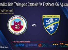 Main Prediksi Bola Terlengkap Cittadella Vs Frosinone 06 Agustus 2020