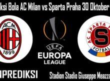 Prediksi Bola AC Milan vs Sparta Praha 30 Oktober 2020