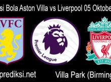 Prediksi Bola Aston Villa vs Liverpool 05 Oktober 2020