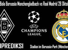 Prediksi Bola Borussia Monchengladbach vs Real Madrid 28 Oktober 2020