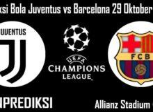 Prediksi Bola Juventus vs Barcelona 29 Oktober 2020