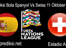 Prediksi Bola Spanyol Vs Swiss 11 Oktober 2020